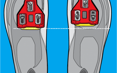Does Cleat Stagger Remedy a Leg Length Discrepancy?