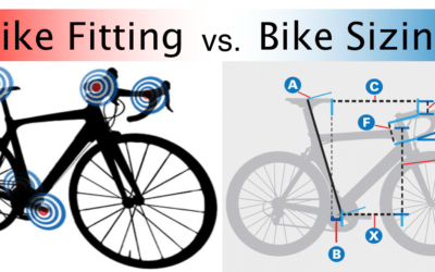 Bike Fitting vs. Bike Sizing