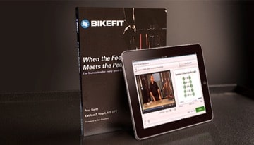 bikefit manual and online course road bike fitting