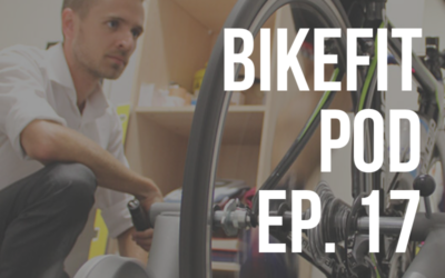 Ep. 17 Complex Asymmetry in Bike Fitting with Neill Stanbury